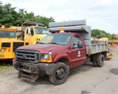 2001 FORD F550 Dump Trucks Truck