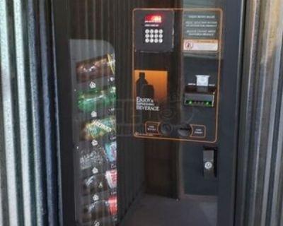 Used USI / Wittern  CB 600 & CD 600 Soda Slimline Vending Machines
