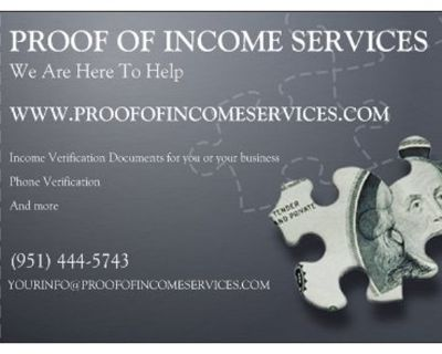 NEED PROFESSIONAL PAY STUBS IMMEDIATELY FOR YOUR APPROVALS