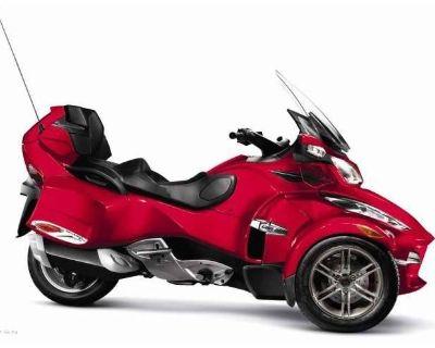 2012 Can-Am Spyder RT-S SE5 3 Wheel Motorcycle Cartersville, GA