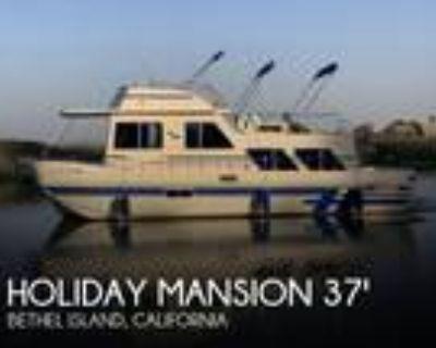 38 foot Holiday Mansion Coastal Baracuda