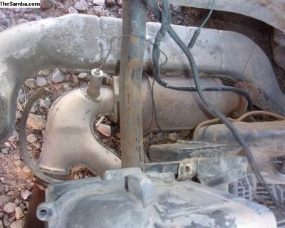 Vanagon Exhaust Parts