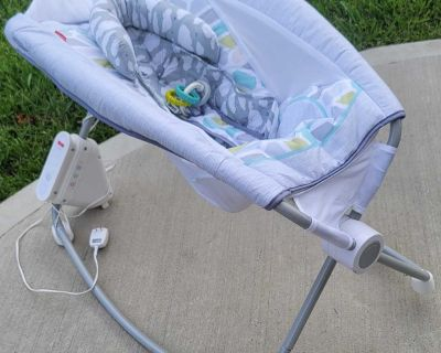 Fisher Price Baby Bassinet
