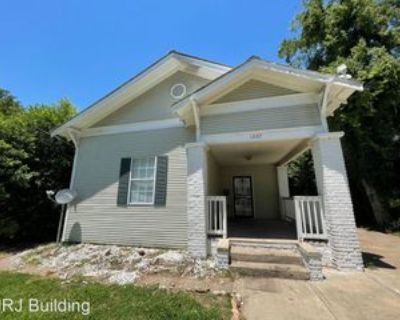 1227 W 10th St, North Little Rock, AR 72114 3 Bedroom House