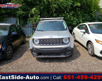 Used 2017 Jeep Renegade Sport FWD *Ltd Avail*