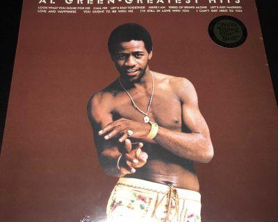 Al Green Greatest Hits Vinyl