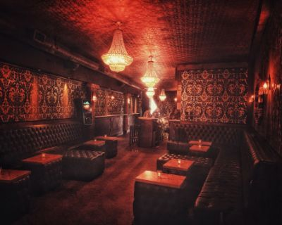 Chic Vintage Bar w/ Dance Floor, Stage, Patio, & Fireplace, hollywood, CA