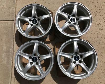 98 Cobra wheels