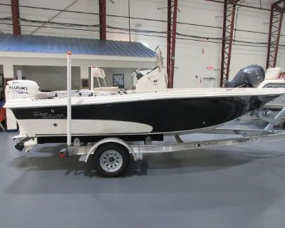 2016 Sea Chaser 19