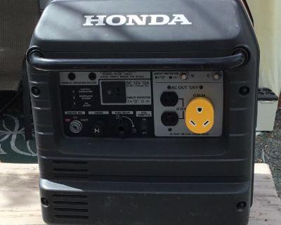 Honda Inverter/Generator