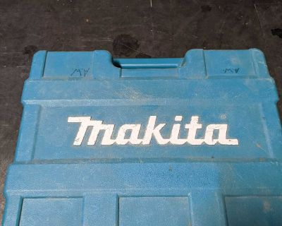 Makita drill/ impact/ charger/ battery case