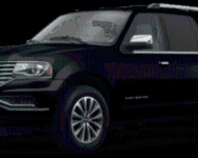 2015 Lincoln Navigator Standard