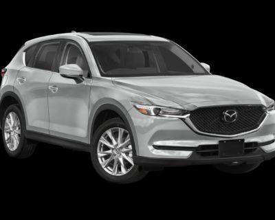 New 2021 Mazda CX-5 Grand Touring