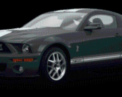 2008 Ford Mustang Shelby GT500