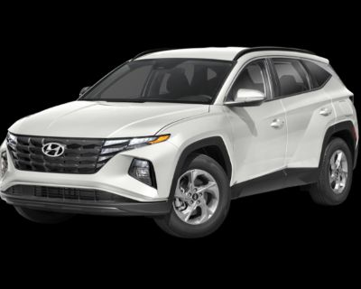 New 2022 Hyundai Tucson SEL AWD Sport Utility