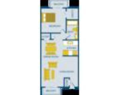 Harbor Pointe Apartments - 1 Bedroom + Double Balcony