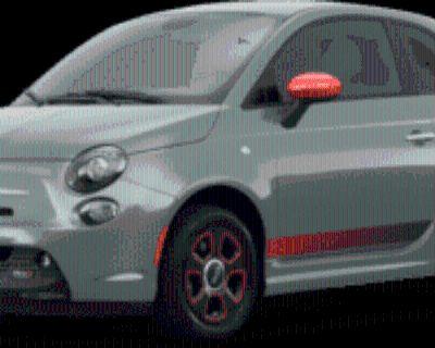 2015 FIAT 500 500e