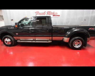 "2012 Ford Super Duty F-350 DRW 4WD Crew Cab 172"" King Ranch"