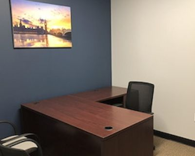 Office Suite for 1 at Workspace@45