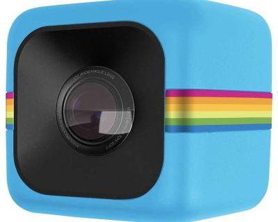 Polaroid Cube HD Action Camera (Blue)