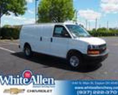2021 Chevrolet Express 2500 Work Van Cargo