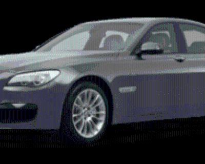 2013 BMW 7 Series 750Li xDrive AWD