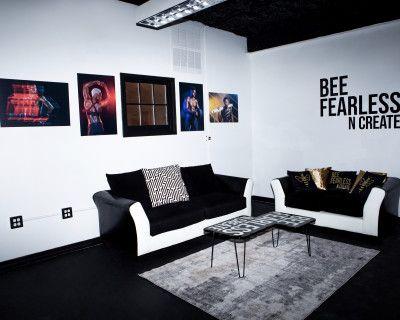 Spacious Studio Space, Atlanta, GA
