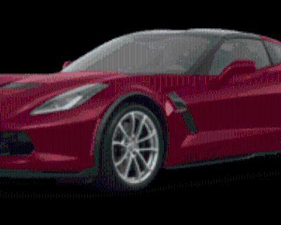 2019 Chevrolet Corvette Grand Sport 1LT Coupe