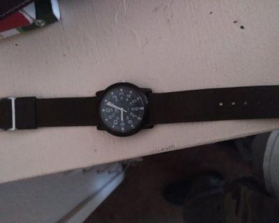 1-Timex Militarily Watch