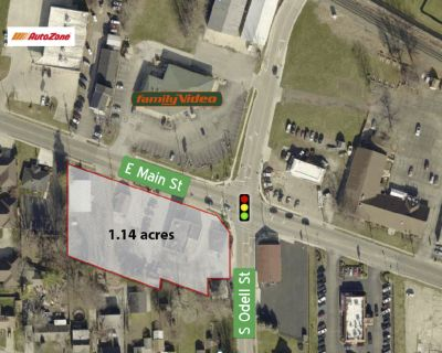 SIGNALIZED CORNER COMMERCIAL LOT