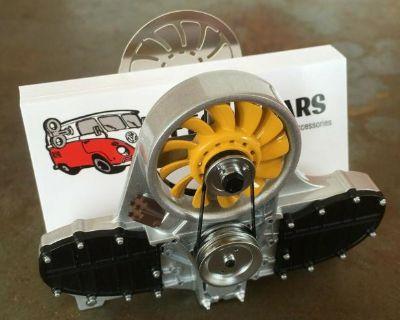 Air-Cooled Porsche 911 Engine Business Card Holder