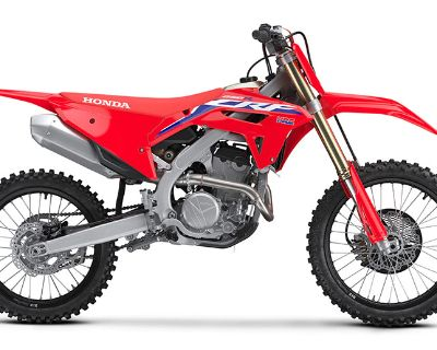 2022 Honda CRF250R Motocross Off Road Chico, CA