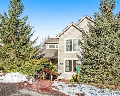 Comfy mountain home with Ping-Pong, air hockey, and a wood fireplace! - Tannersville