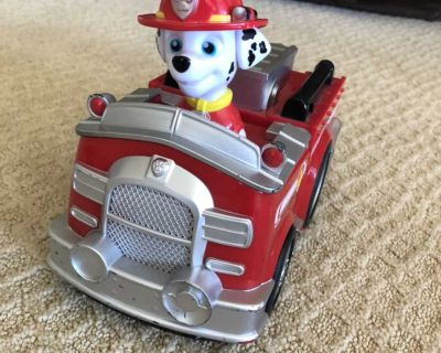 RC Paw Patrol Car