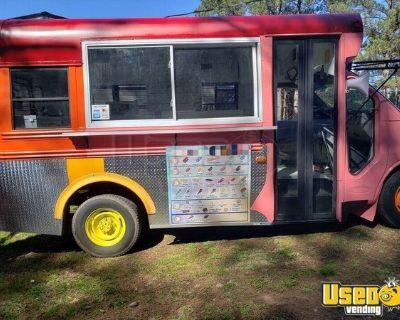2000 Chevrolet Cutaway Diesel Ice Cream Truck/Mobile Ice Cream Unit
