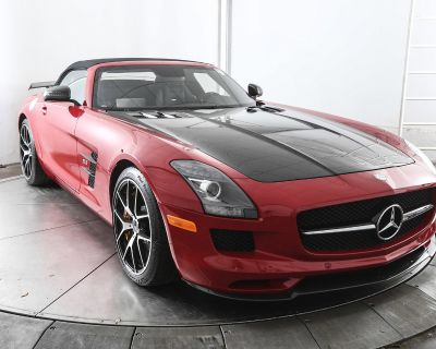 Pre-Owned 2015 Mercedes-Benz SLS AMG GT FINAL EDITION With Navigation