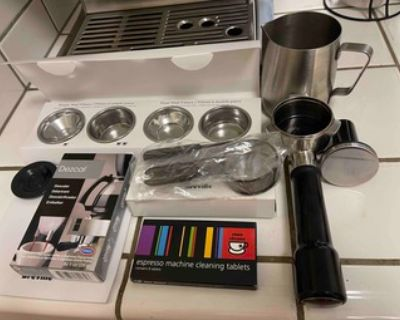 Breville Barista Express (BES870XL) for sale for $400