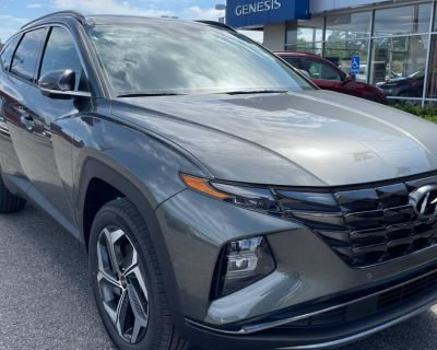2022 Hyundai Tucson Limited