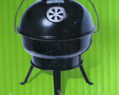 BNIB kettle grill for camping