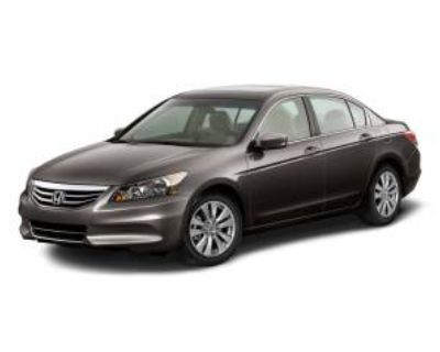 2012 Honda Accord EX Sedan I4 Automatic