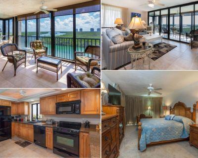Great Bay Views - Large Lanai - Bay Harbor Club - Bonita Springs