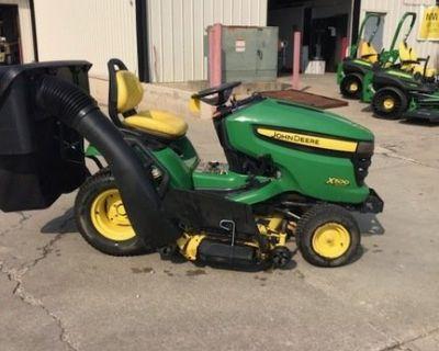 2006 JOHN DEERE X500 Tractors