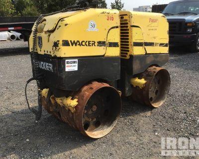 2018 Wacker RT Trench Compactor