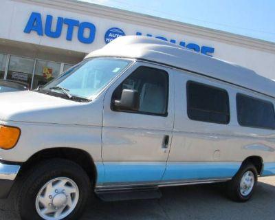 2006 Ford Econoline Cargo Van E-350 Super Duty