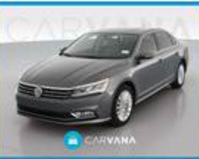 2016 Volkswagen Passat Gray, 50K miles