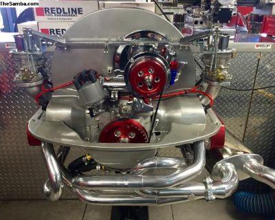 Powerhaus New 2332cc Turnkey Engines-Dual 44 Weber