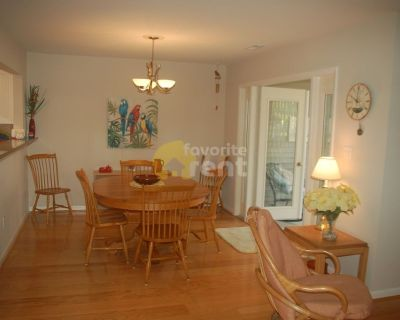 Bethany Beach 3 bed 2.5 bath townhome