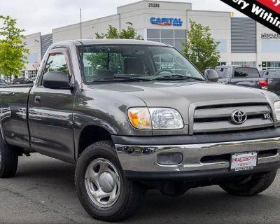 2006 Toyota Tundra Work Truck