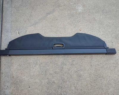 Trunk Cargo Cover from 2013 Ford Escape.