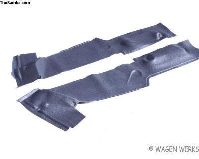 Seat Stand Surround Mats - Type 2 Bus 1968 to 1976